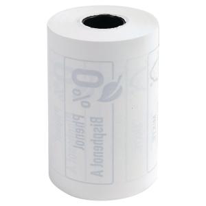 Bobine thermique Exacompta - 1 pli - 57 x 46 x 12 mm - sans phénol - lot de 10