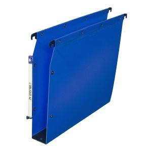 Dossier suspendu Elba - armoires - polypropylène 50 mm - bleu - boîte de 10