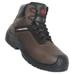 Chaussures de sécurité montantes Heckel Suxxeed Offroad S3 marron - pointure 44