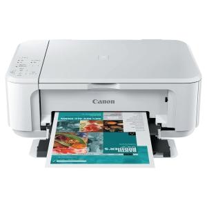 Imprimante multifonction jet d encre couleur Canon Pixma MG3650S - blanche