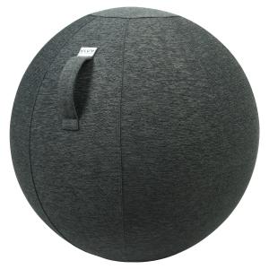 Ballon d assise dynamique VLUV STOV anthracite 75 cm