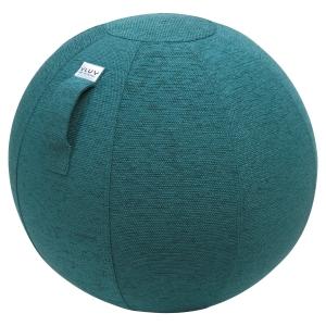 Ballon d assise dynamique VLUV STOV bleu pétrole 65 cm