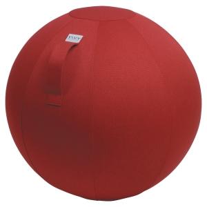 Ballon d assise dynamique VLUV LEIV rouge 65 cm