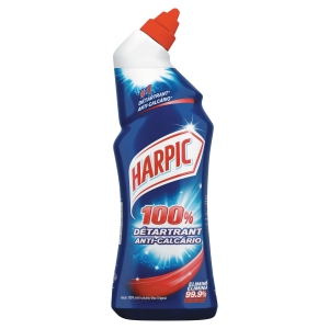 Gel super detartrant harpic sans javel 750ml