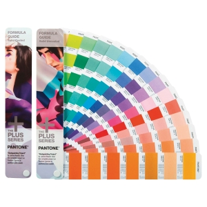 Nuancier pantone formula guide gp 1601 1755 couleurs