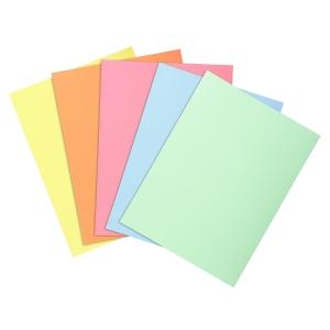 Sous chemise Lyreco - coloris assortis - paquet de 250