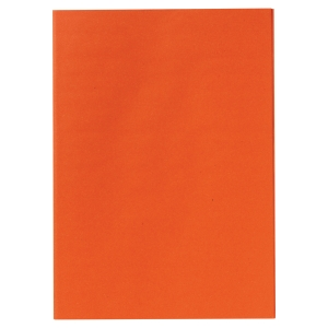 PAQUET 250 SOUS CHEMISES LYRECO 60G ORANGE 31X22CM