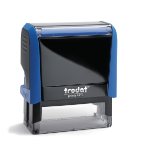 Monture seule pour tampon Trodat Printy 4913 bleu