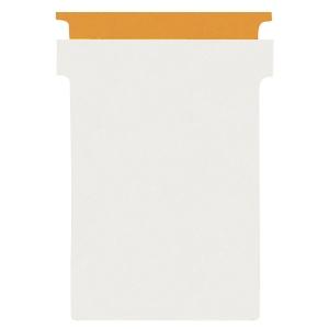 PAQUET 100 FICHES EN T CARTONNEES 170 G/M2 INDICE T3 BLANC