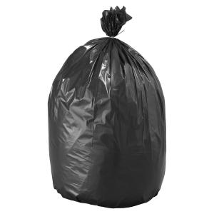 Carton de 200 sacs poubelles 110 litres noir pour dechets lourds