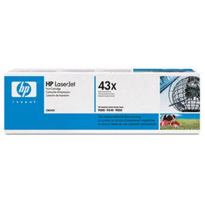 Cartouche laser HP c8543X noire haute capacité