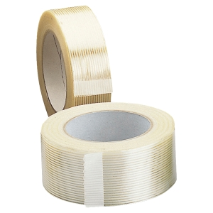 RUBAN ADHESIF ARME 50MMX50M TRANSPARENT ULTRA RESISTANT