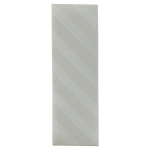 Ganse pour billets de 5 euros - 12 mm - grise - sachet de 500