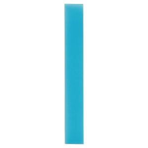 Ganse pour billets de 20 euros - 12 mm - bleue - sachet de 500