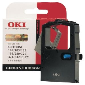 Cassette Oki 43979202 noire