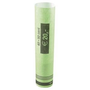Carton de 1700 tubes preformes papier recyclables 50 centimes d  euro