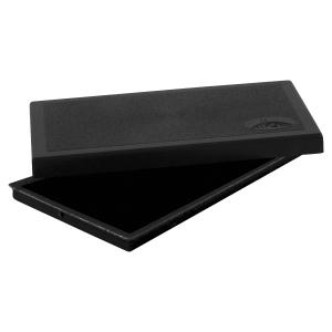 Recharge tampon encreur Lyreco 105 x 60 mm noir