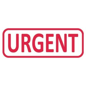 Tampon formule Trodat 4912 - urgent - encrage automatique