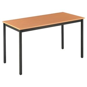 Table de conférence, 120x60cm, hêtre