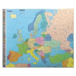 Carte Du Monde Plastifiee.Atlas Cartes