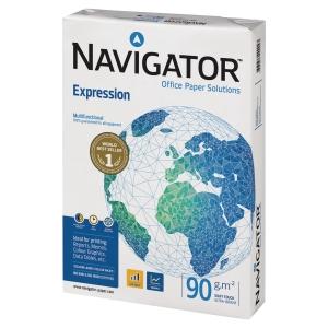 Papier blanc A3 Navigator Expression - 90 g - ramette de 500 feuilles