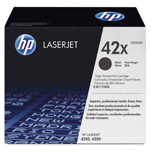 Cartouche laser HP Q5942X noire haute capacité