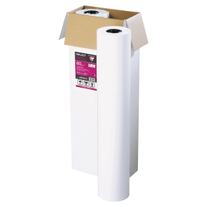 PK2 I/JET PAP ROLL 2658 60G 60M UNCOATED