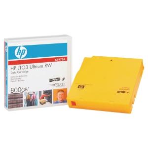 Cartouche HP LTO 3 Ultrium RW - C7973A - 400/800 Go