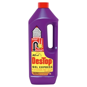 DESTOP DEBOUCHEUR GEL EXPRESS 1L