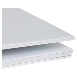 Paquet 6 cartons mousse Clairefontaine 50x65cm epaisseur 3mm 93660