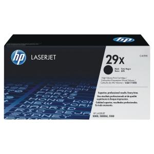 Cartouche laser HP c4129X noire haute capacité
