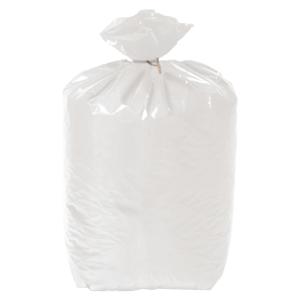Rouleau de 50 sacs poubelles 20 l blanc