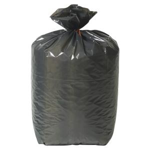 Rouleau de 25 sacs poubelles 50 l noir
