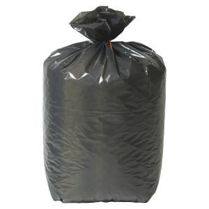 Rouleau de 20 sacs poubelles 100 l noir