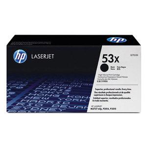 Cartouche laser HP Q7553X noire haute capacité