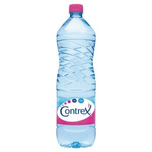 Pack 6 bouteilles d eau Contrex 1,5L