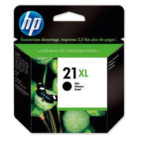 Cartouche d encre HP 21XL - C9351CE - noire