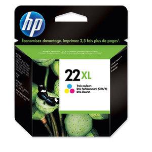 Cartouche d encre HP 22XL - C9352CE - 3 couleurs