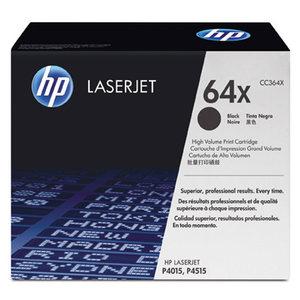Cartouche laser HP cc364X noire haute capacité