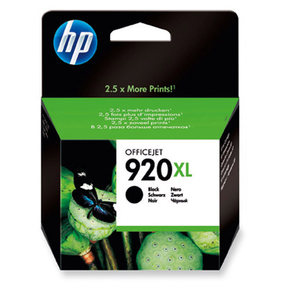 Cartouche d encre HP 920XL - CD975AE - noire