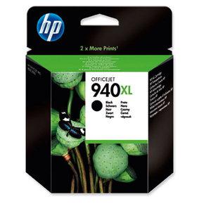 Cartouche d encre HP 940XL - C4906AE - noire