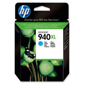 Cartouche d encre HP 940XL - C4907AE - cyan