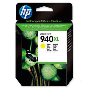 Cartouche d encre HP 940XL - C4909AE - jaune
