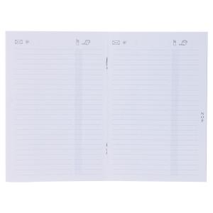 Répertoire pour agenda 10 x 15 cm