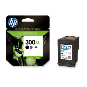 Cartouche d encre HP 300XL - CC641EE - noire