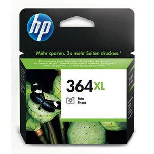 Cartouche d encre HP 364XL - CB322EE - noir photo