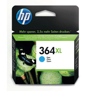 Cartouche d encre HP 364XL - CB323EE - cyan