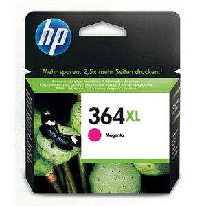 Cartouche d encre HP 364XL - CB324EE - magenta