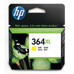 Cartouche d encre HP 364XL - CB325EE - jaune