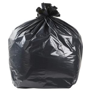 Carton de 100 sacs poubelles 160l pour dechets lourds